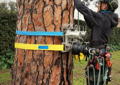Materiel-rétention
